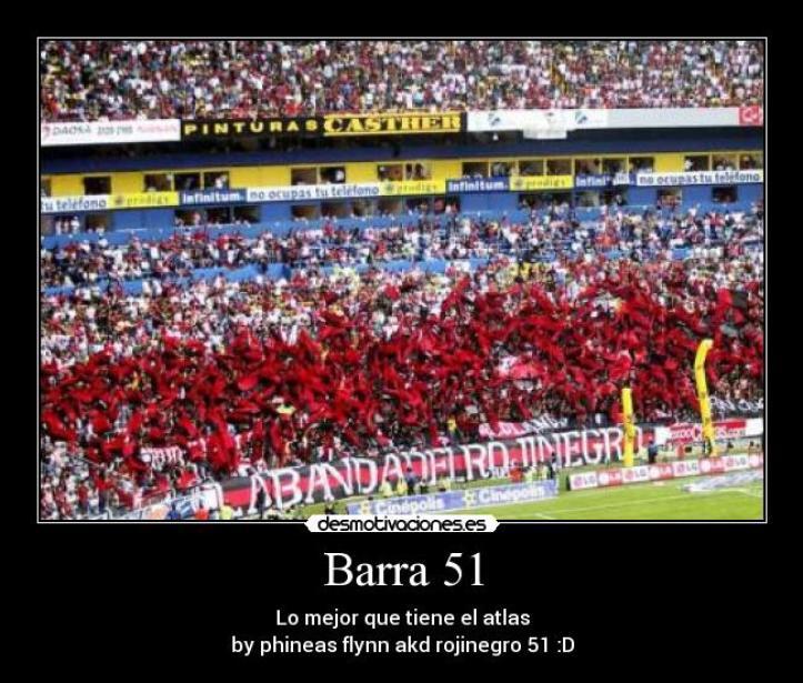 Resultado de imagen para barra 51