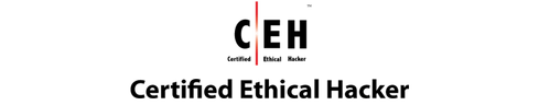 EC-Council is a member-based organization that certifies individuals in various e-business and information security skills. Here is a list of all the certifications that EC-Council provides: Certified Ethical Hacker (CEH); Computer Hacking Forensic Investigator (CHFI); EC-Council Certified Security Analyst (ECSA); Licensed Penetration Tester (LPT); EC-Council Network Security Administrator (ENSA); EC-Council Certified Incident Handler (ECIH); EC-Council Certified Security Specialist (ECSP); EC-council Certified Disaster Recovery Professional (EDRP); Chief Information Security Officer (CISO); Certified Secure Computer User (CSCU); Certified Ethical Hacker (CEH) is the most common and widely used certification. Description CEHv8 is a comprehensive Ethical Hacking and Information Systems Security Auditing program, suitable for candidates who want to acquaint themselves with the latest security threats, advanced attack vectors, and practical real time demonstrations of the latest hacking techniques, methodologies, tools, tricks, and security measures. Prerequisites Candidates must attend official training or have at least two years of information security related experience. Exam Certified Ethical Hacker (CEH) Exam 312-50 (125 questions, 4 hours, 70% passing score) Approximate Cost for Exam The version 8 exam costs $500 USD for the actual test and $100 USD as a nonrefundable fee for registration, administered by Prometric Prime/ Prometric APTC/VUE. URL http://www.eccouncil.org/Certification/certified-ethical-hacker Available Courses CEH Courseware- US Market Only ($825 USD): course outline, exam. Self-Study Material iLearn (Self-Paced $664 USD), Live, Online, Instructor-led ($2,895 USD) Online Practice Tests Online Practice Tests Image Source: EC-Council