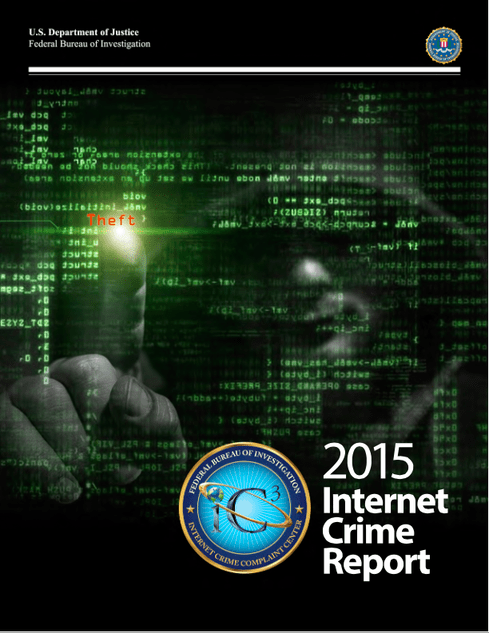 2015 Internet Crime Report