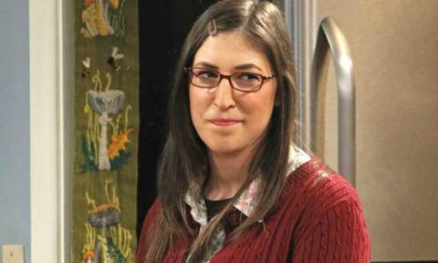 Resultado de imagem para mayim Bialik – The Big Bang Theory