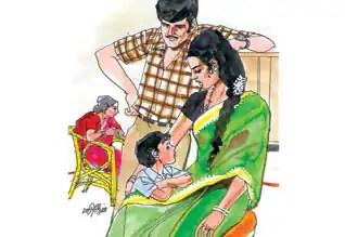 உயிர் தேடும் உறவு! | வாரமலர் | Varamalar | tamil weekly supplements