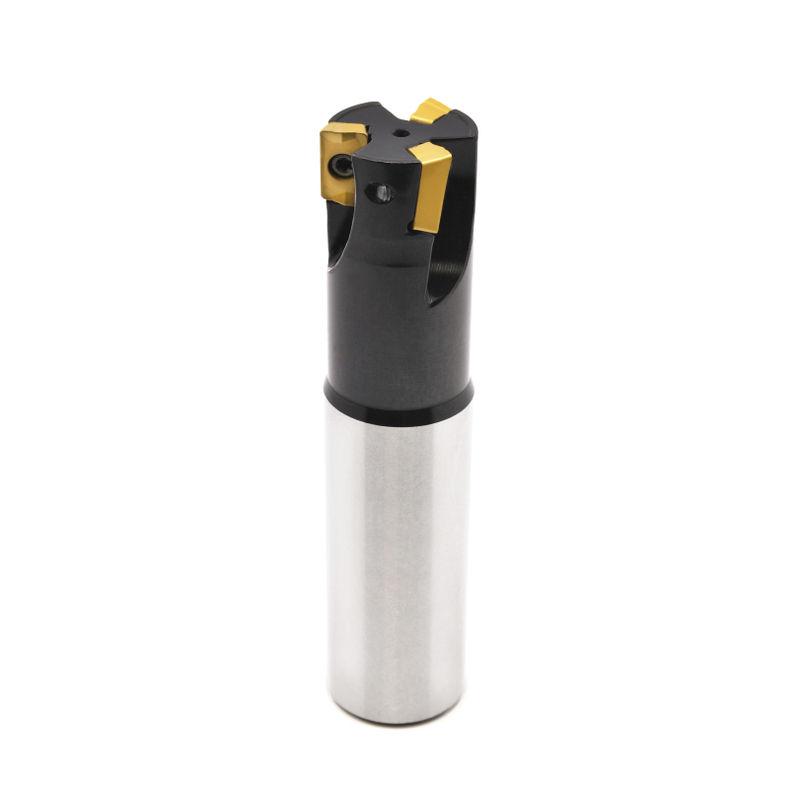 套式立銑刀 - AS1100.10 - Euskron S.A. - 齒刀 / 粗加工 / 雙槽