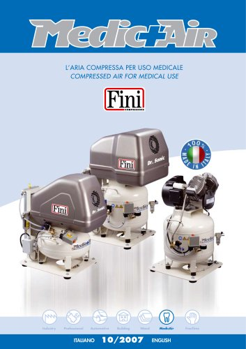 All Fini Catalogs And Technical Brochures