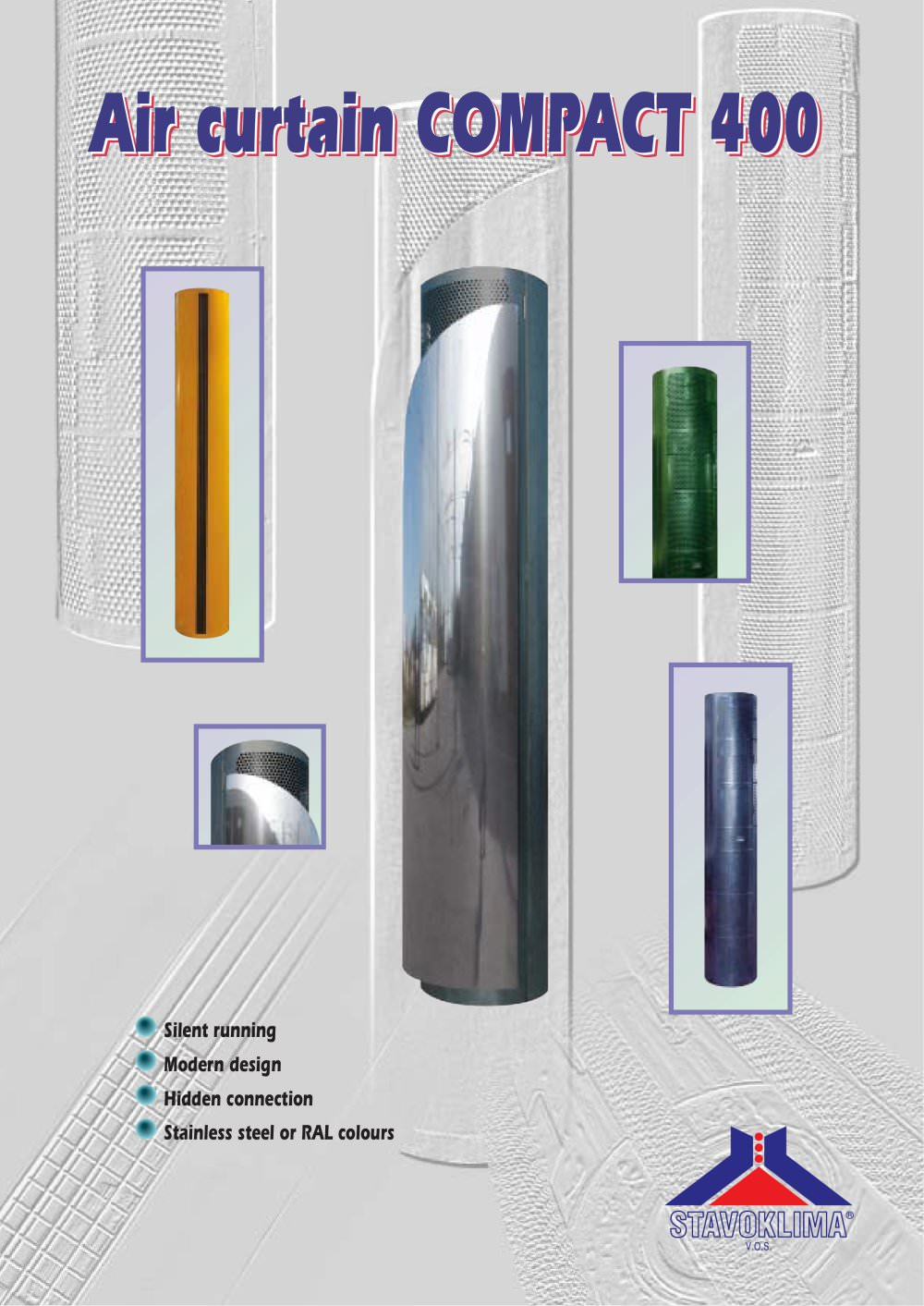 Air Curtain Shower Promotion For Promotional