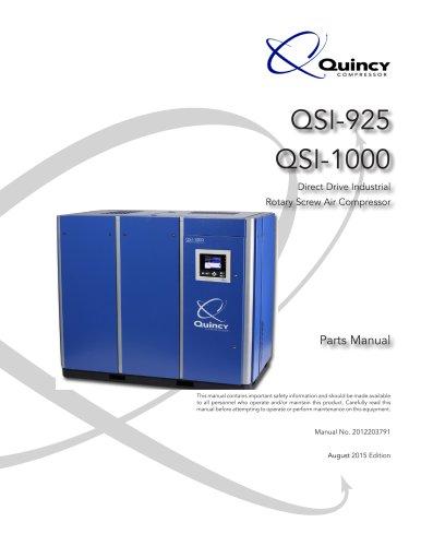 Qsi 925 1000 Quincy Compressor Pdf
