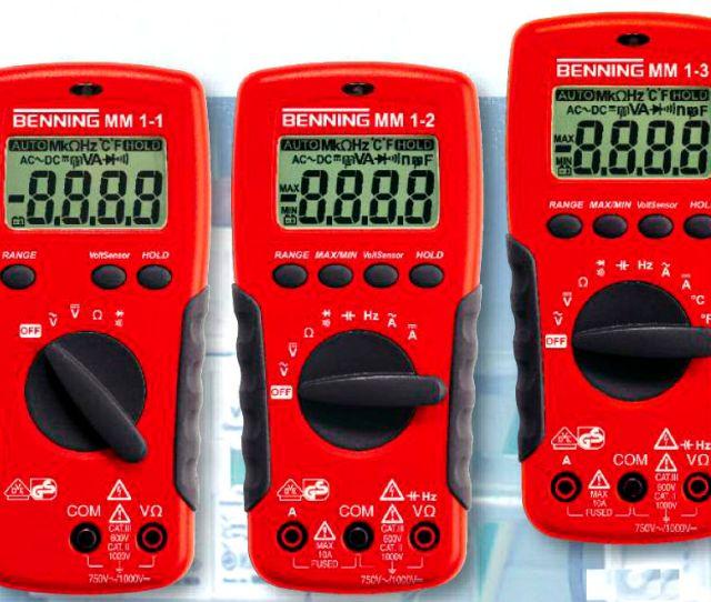 Multimetro Digital Portatil  A Mm 1  2