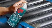 Aerosol lubricante seco / multiusos / no infamable / de silicona