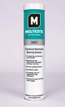 Grasa de lubricación / para rodamiento / de alta temperatura / resistente a los productos químicos