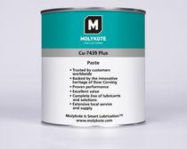 Pasta antigripante / lubricante / de cobre / para aplicaciones de alta presión