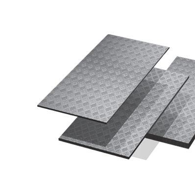 plaque d aluminium profilglass s p a