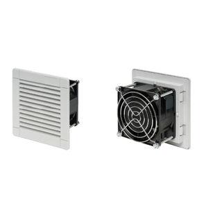 ventilateur pour armoire electrique axial a filtre