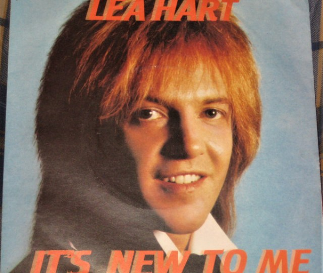Lea Hart Its New To Me