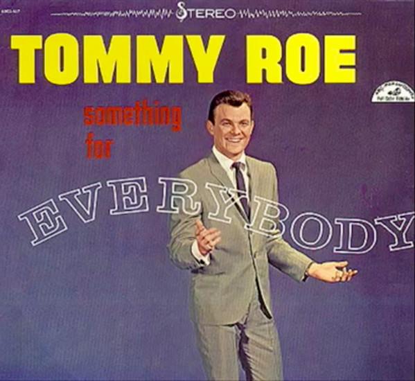 Tommy Roe Something For Everybody Vinyl Lp Album