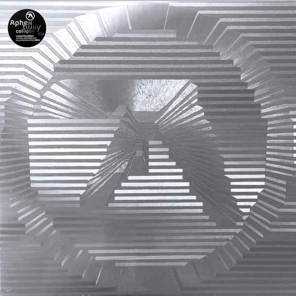 Aphex Twin - Collapse EP album cover