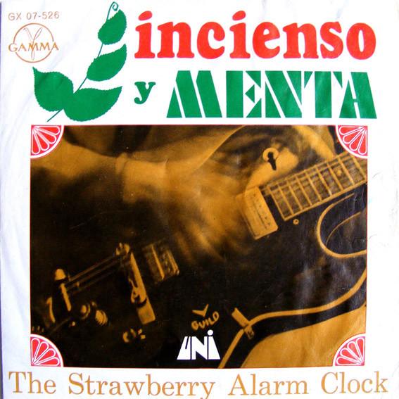 Strawberry Alarm Clock Incienso Y