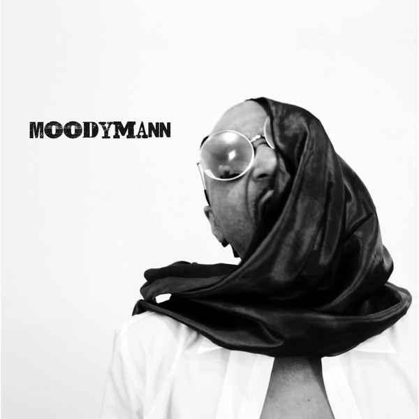 Moodymann - Pitch Black City Reunion album cover