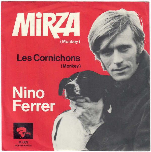 Nino Ferrer - Mirza   Releases, Reviews, Credits   Discogs