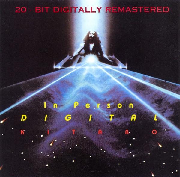 Kitaro - In Person Digital (CD, Album) at Discogs