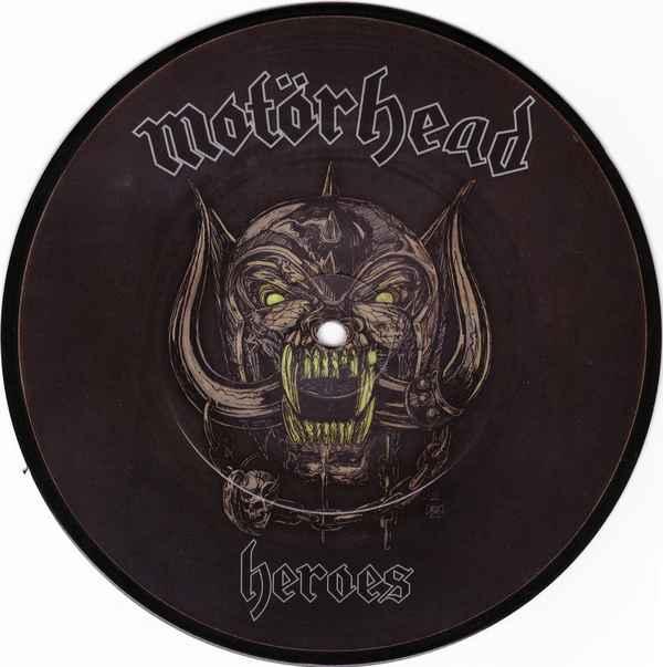 Motörhead - Heroes album cover