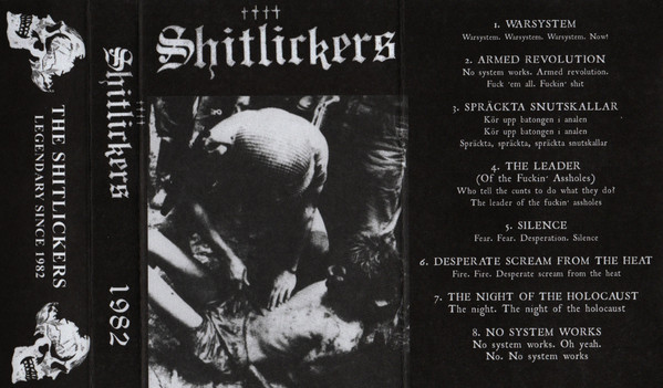 SHITLICKERS – 1982