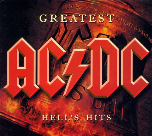 AC/DC - Greatest Hell's Hits (2009, CD) | Discogs