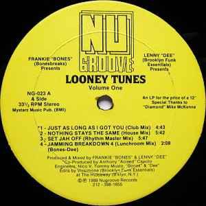 "Frankie ""Bones""* & Lenny ""Dee""* - Looney Tunes - Volume ..."