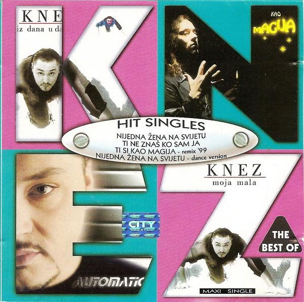 """Omot Kneževog albuma """"The Best Of"""" iz 1999. godine"""