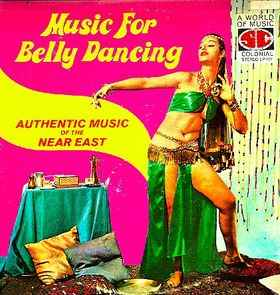 Music For Belly Dancing - Authentic Music Of The Near East ...
