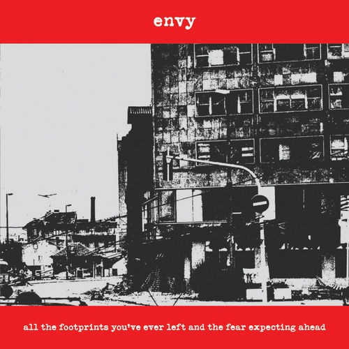 Envy - All The Footprints You've Ever Left And The Fear Expecting Ahead (2008, CD) | Discogs