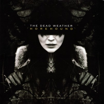 Bilderesultat for The Dead Weather - Horehound