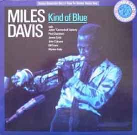 Miles Davis - Kind Of Blue (1987, Vinyl) | Discogs