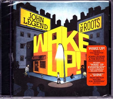 John Legend / The Roots - Wake Up! | Releases | Discogs