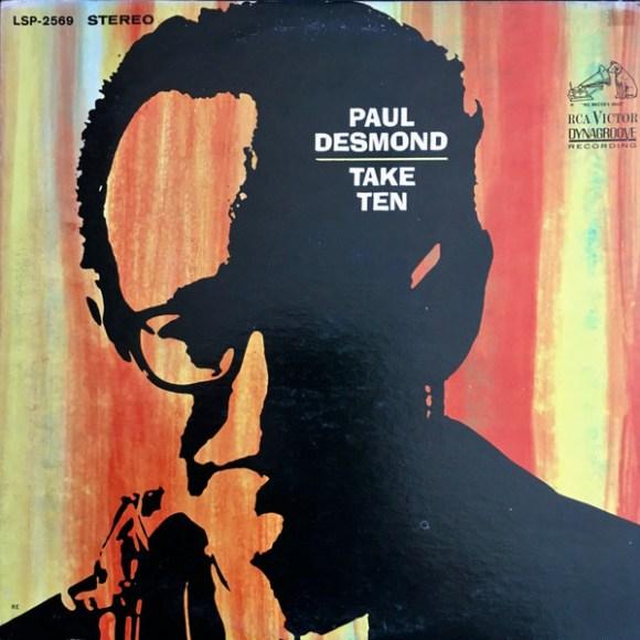 Paul Desmond - Take Ten | Releases | Discogs