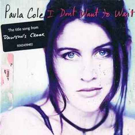 Paula Cole - I Don't Want To Wait (1996, CD) | Discogs