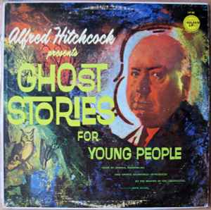 Alfred Hitchcock - Alfred Hitchcock Presents Ghost Stories For ...