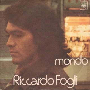 Riccardo Fogli - Mondo (1976, Vinyl) | Discogs