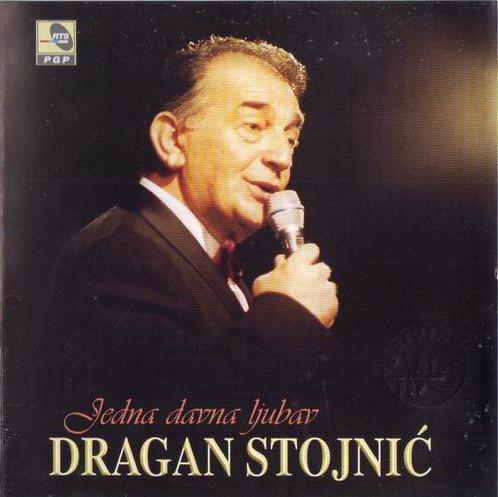 """Omot albuma """"Jedna davna ljubav"""" Dragana Stojnića iz 1999. godine"""