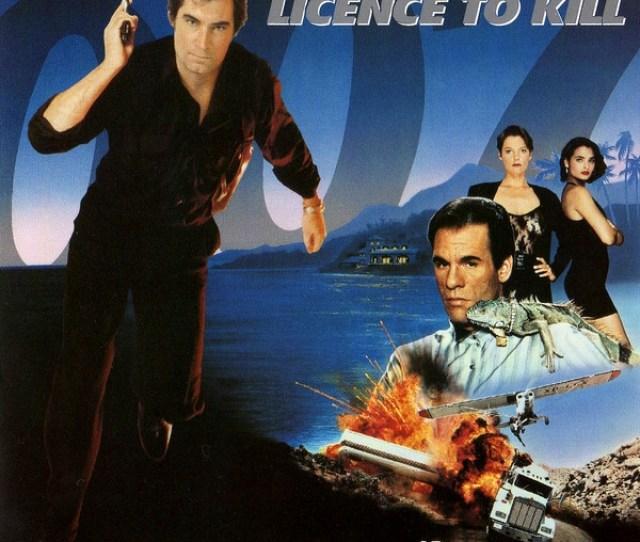 Licence To Kill The James Bond 007 Original Motion Picture Soundtrack Album Cd Album Discogs