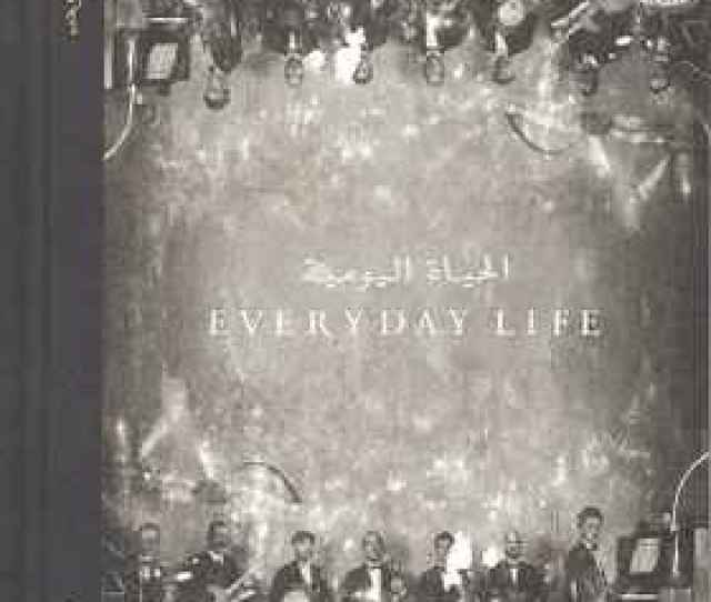 Coldplay Everyday Life  Cd Discogs