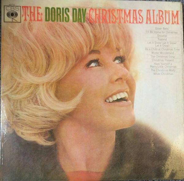 Doris Day The Doris Day Christmas Album Vinyl LP