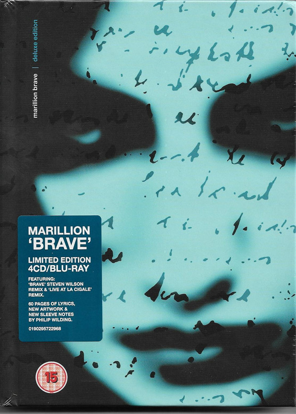 Marillion - Brave (2018, CD) | Discogs