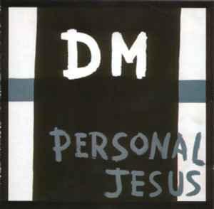 Depeche Mode – Personal Jesus (1989, CD) - Discogs