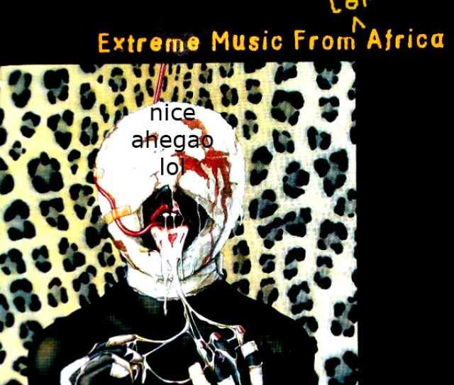 Pantsu Scum Extreme Music From Loli Africa   Kbps File