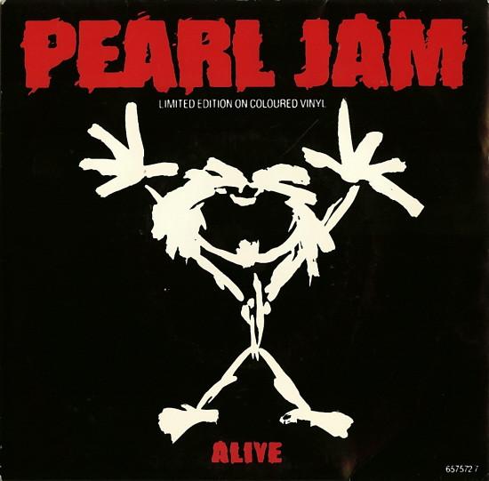 Pearl Jam - Alive (Vinyl) at Discogs