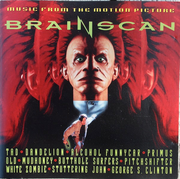 Music From The Motion Picture Brainscan (1994, CD) | Discogs