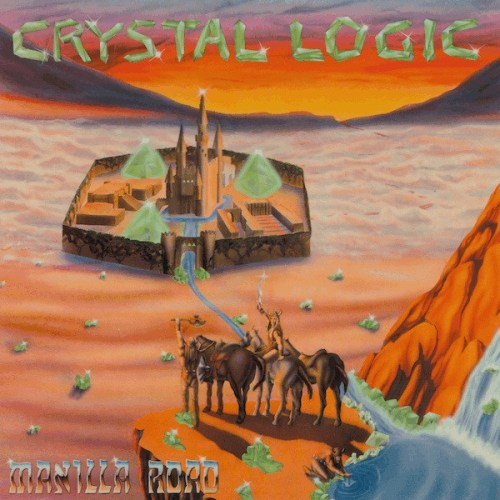 Manilla Road - Crystal Logic (Vinyl) | Discogs
