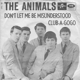 "Résultat de recherche d'images pour ""The Animals - Don't let me be misunderstood"""""