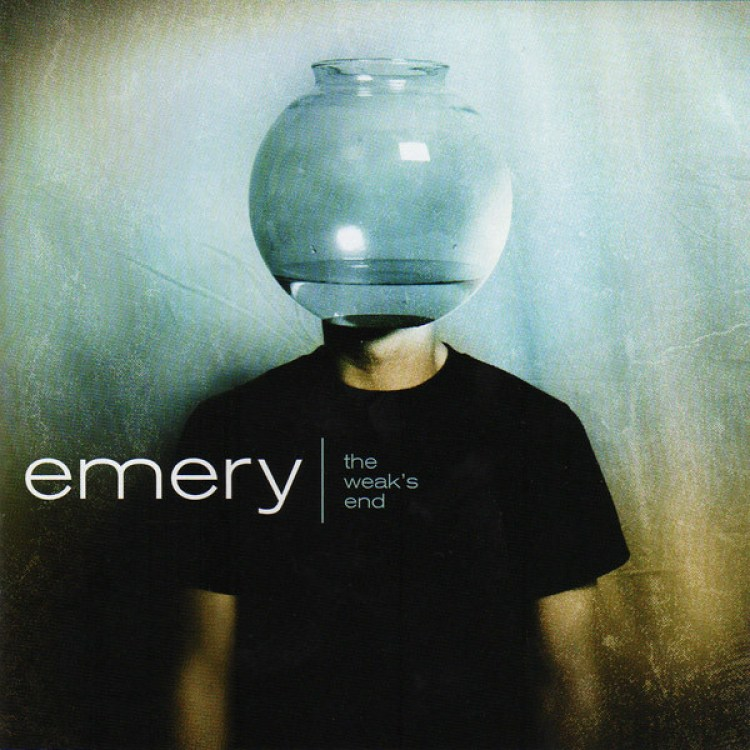Image result for The Weak's End EMERY