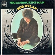 Mr. Tambourine Man 單曲黑膠版本