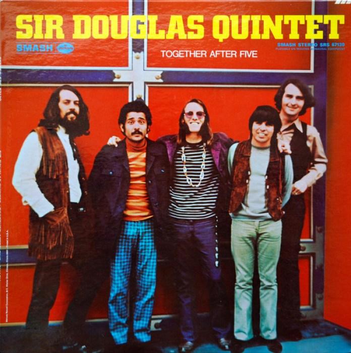 Sir Douglas Quintet - Together After Five (1970, Vinyl) | Discogs